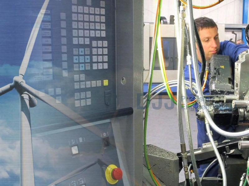 Careers at DJJ Precision Engineering Ltd